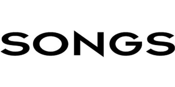「SONGS」ロゴ