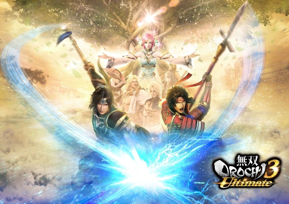 無双ORICHI3 Ultimateキービジュアル