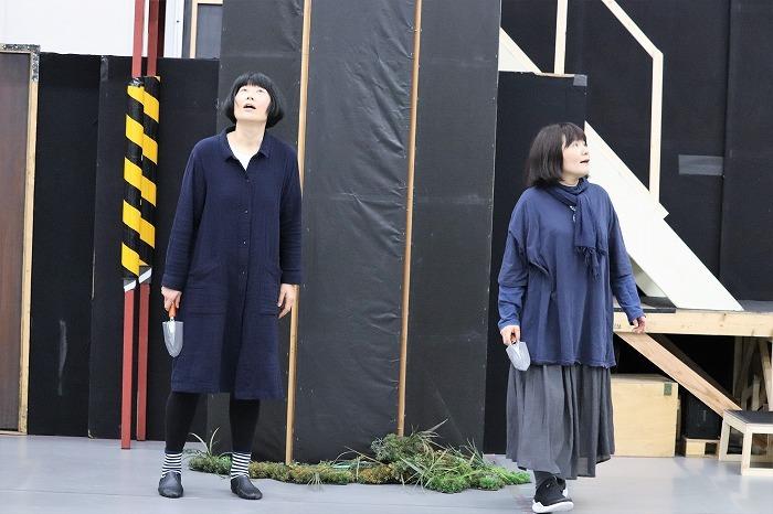 ナイロン100℃ 45th SESSION 『百年の秘密』稽古場風景