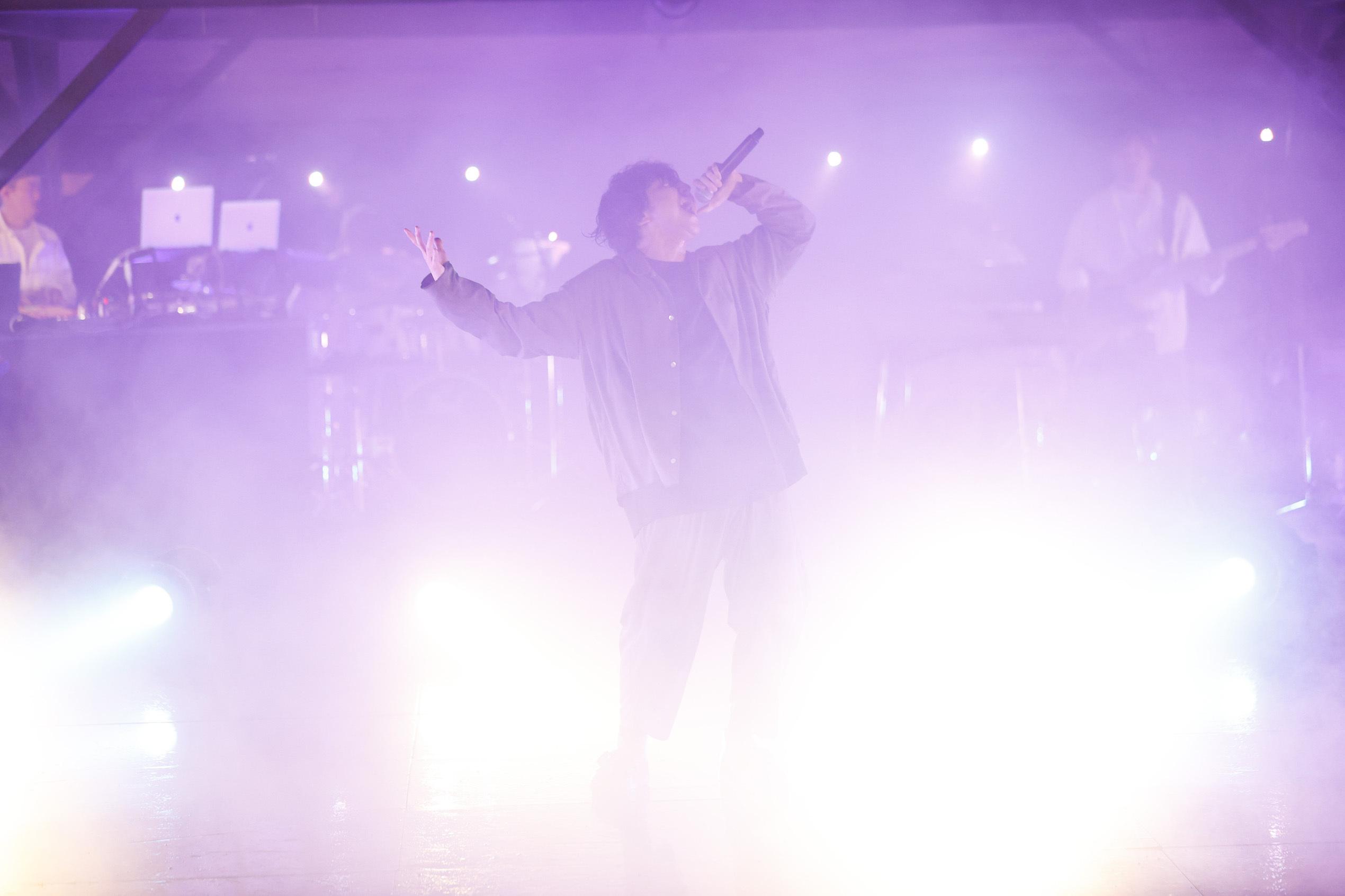 三浦大知『DAICHI MIURA ONLINE LIVE The Choice is _____』