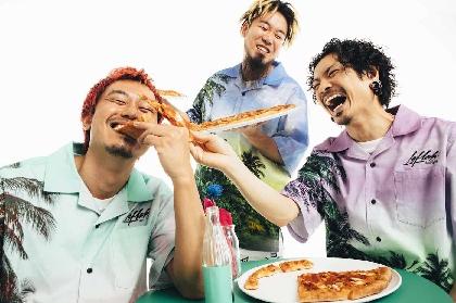 WANIMA、7thシングル「Chopped Grill Chicken」を8月にリリース決定 収録曲&ジャケット写真&アーティスト写真も公開に