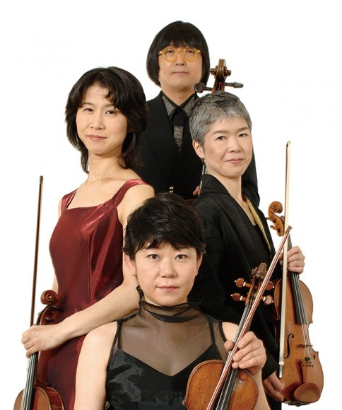 古典四重奏団 ©F.Fujimoto