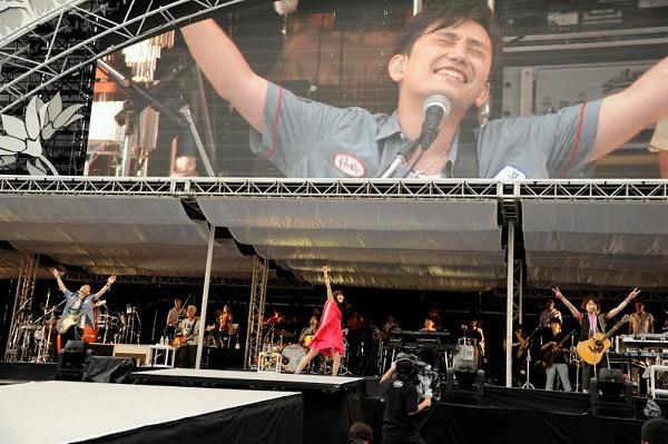 '11年7/23,24「いきものまつり2011 どなたサマーも楽しみまSHOW!!!〜横浜スタジアム〜」