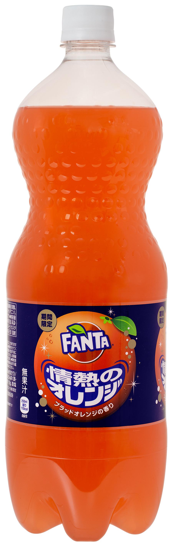 ファンタ 情熱のオレンジ 1500mlPET