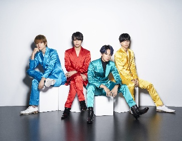 MAG!C☆PRINCE、新シングル「Try Again」のリリースが決定