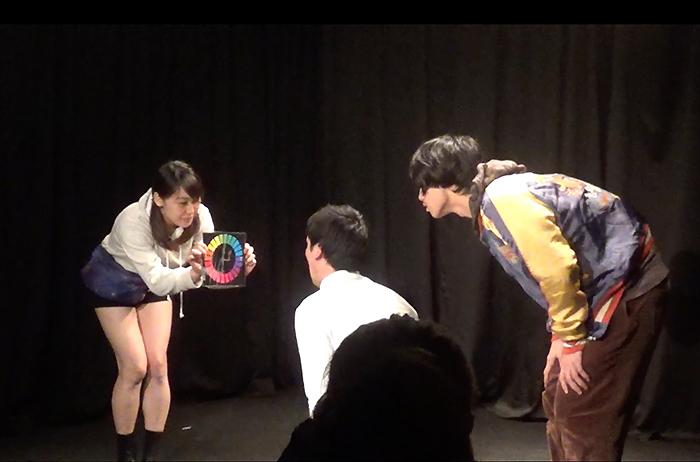 『ハムレット(ウエストポーチ着用ver.)』
