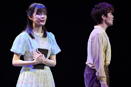 生田絵梨花&海宝直人がNHK『うたコン』に出演 『TOHO MUSICAL LAB.』作品劇中曲をフルバンドで披露
