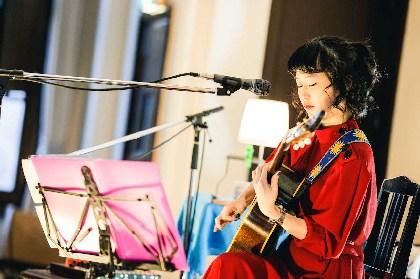 "Rei 初となるアコースティックツアー『Rei Acoustic Tour ""Mahogany Girl""』最終日をレポート"