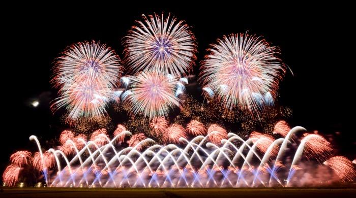 ★8/17(土)開催『第29回 赤川花火大会』