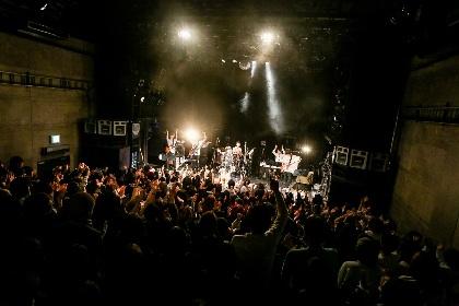 圧倒的な個とカリスマを携え、シンガーソングライター・majikoが本格活動のはじまりを告げた夜