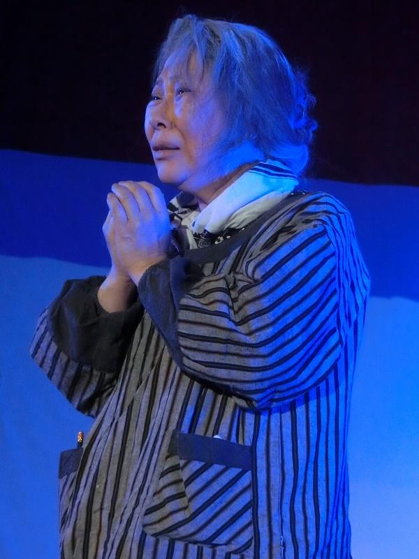 島崎寿恵座長(2016/3/12)