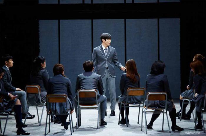 『デスノート THE MUSICAL』2015年2017年 韓国プロダクション