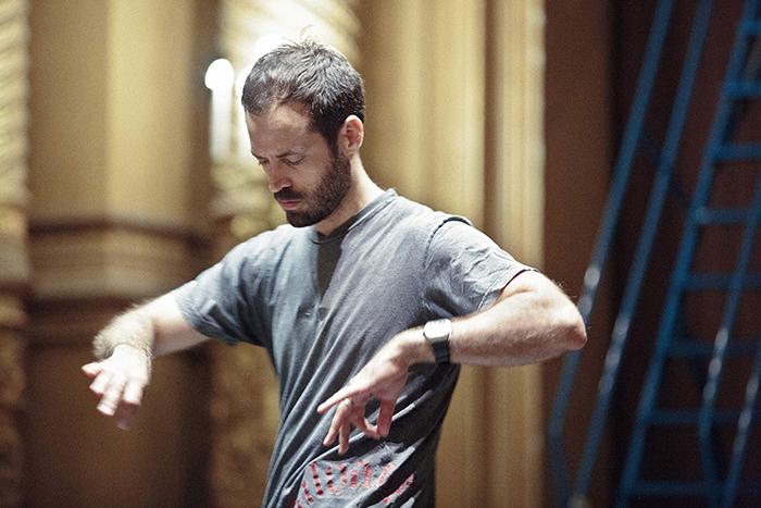 『ミルピエ ~パリ・オペラ座に挑んだ男~』よりバンジャマン・ミルピエ
