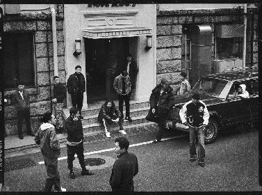KANDYTOWN、2nd EP『LOCAL SERVICE 2』をリリース&収録曲を先行配信 『LOCAL SERVICE』シリーズ2タイトルを初CD化