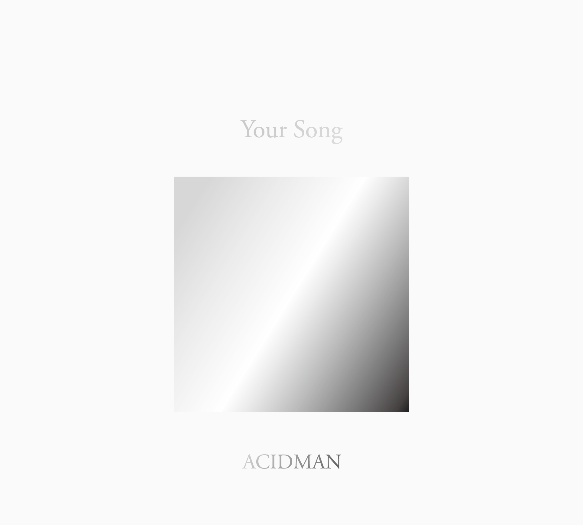 "『ACIDMAN 20th Anniversary Fans' Best Selection Album ""Your Song""』"