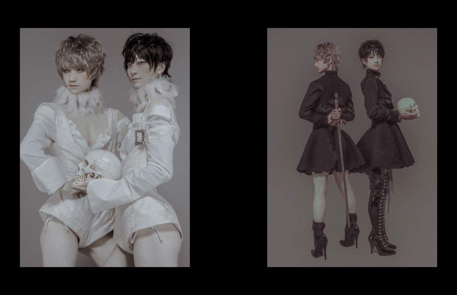 TRMN × HEIDI(新世代のジェンダーレスモデル)