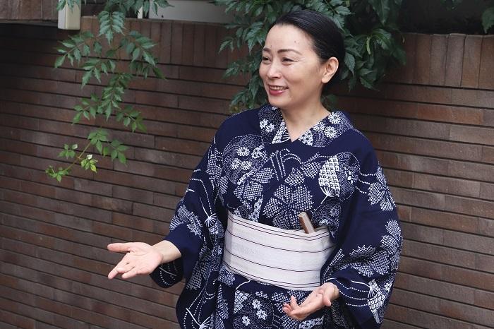 西瓜糖第8回公演『ギッチョンチョン』 奥山美代子