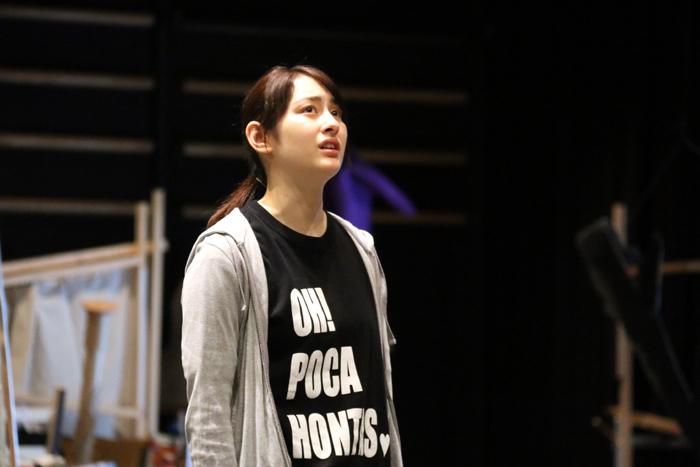 早見あかり/KAAT神奈川芸術劇場プロデュース「夢の劇 -ドリーム・プレイ-」