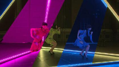 Perfumeの3人が世界3都市で同時にダンス、1万km離れてもタイムラグなくシンクロ
