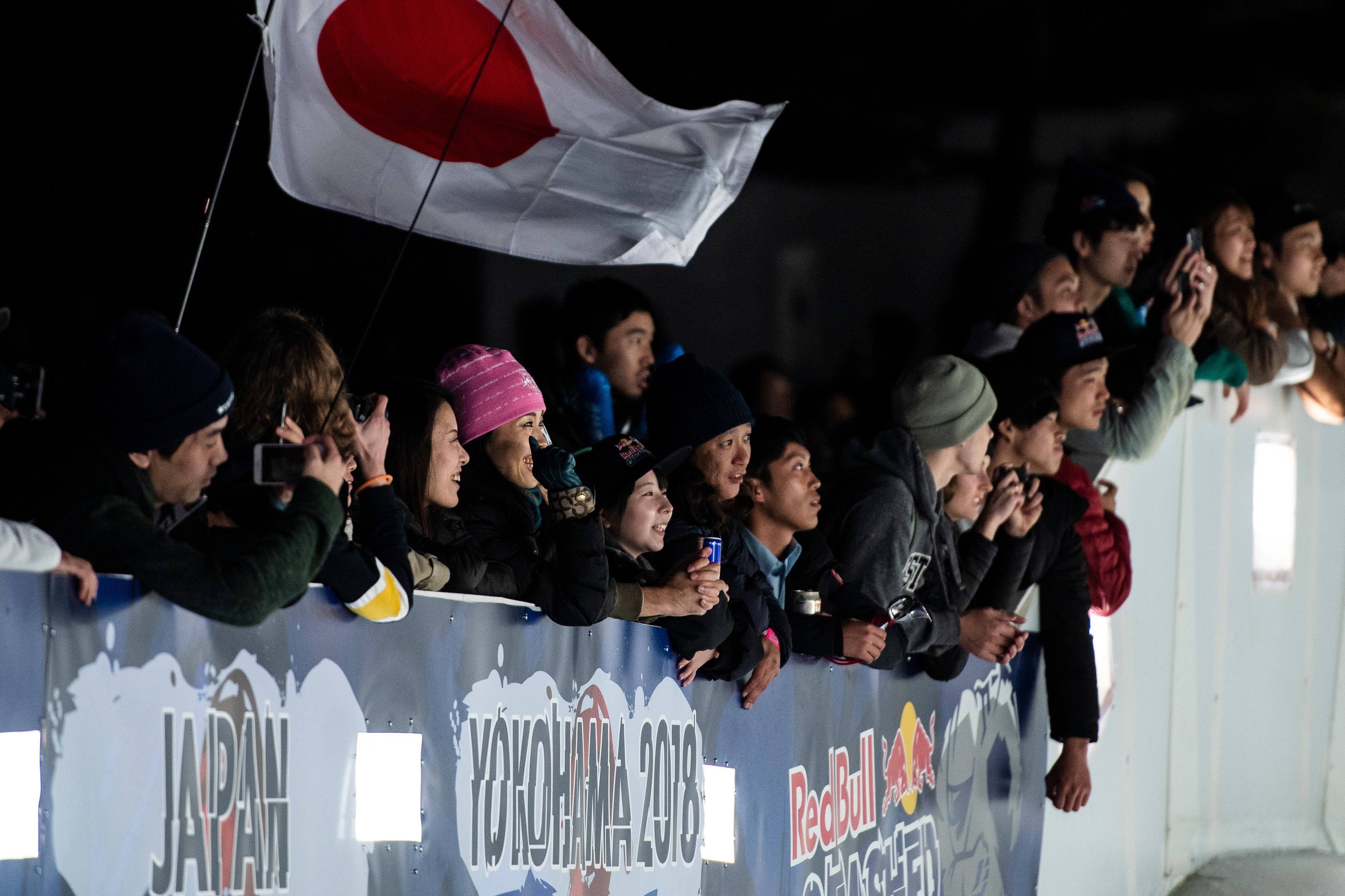 日本からはX-GAMESなどで活躍する安床武士らが出場