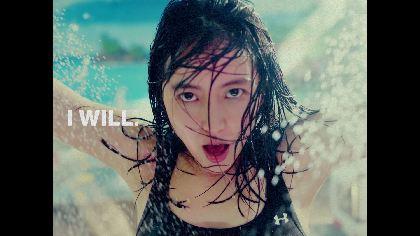 長澤まさみ、銭湯で生着替え&鬼気迫る表情で踊り狂う! 『長澤まさみ×UNDER ARMOUR』PV&メイキング映像を公開