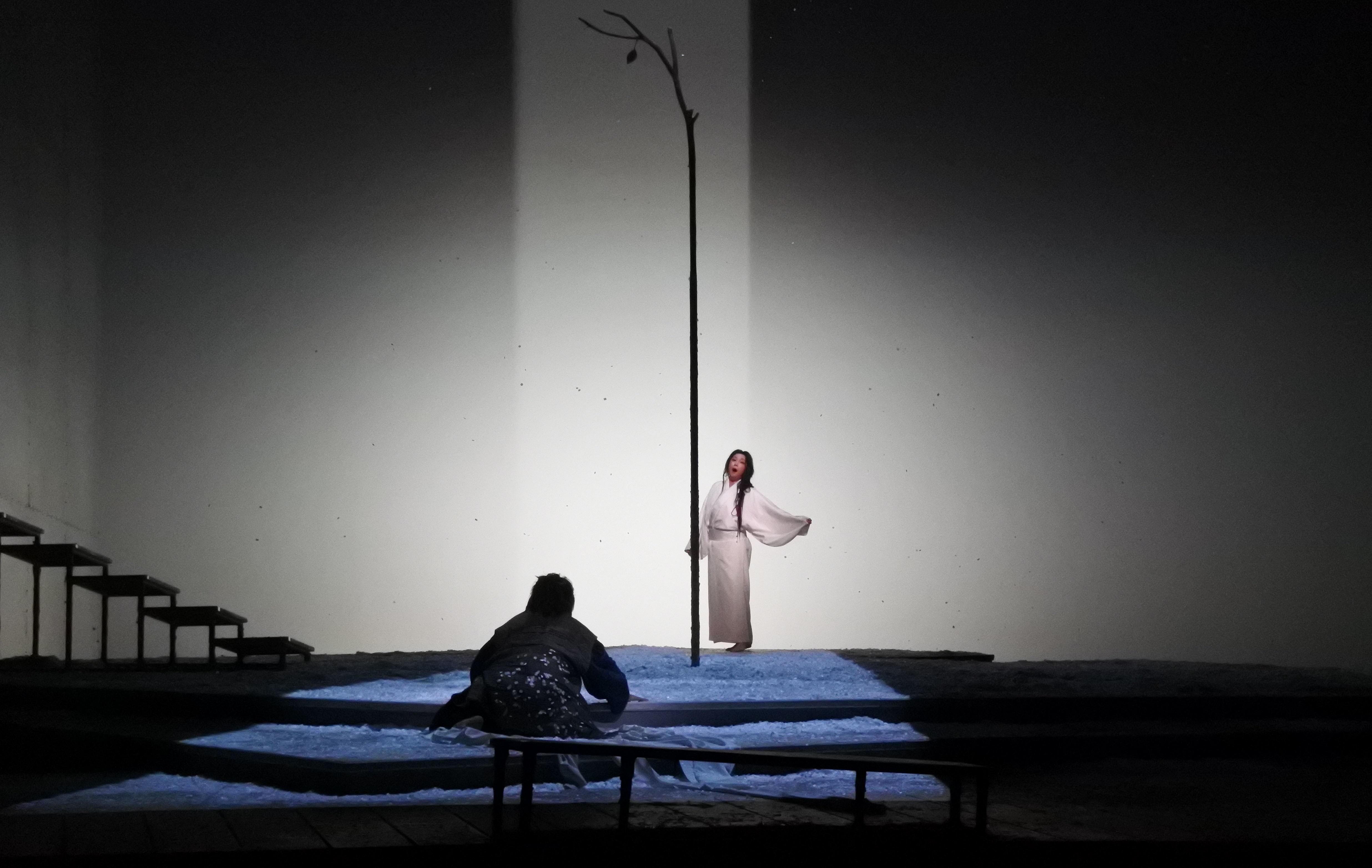 美しくも哀しい愛の物語が新国立劇場に登場する