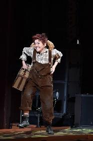 ミュージカル『にんじん』60歳の大竹しのぶが38年ぶりに14歳の少年を演じる「にんじんの心がわかる」