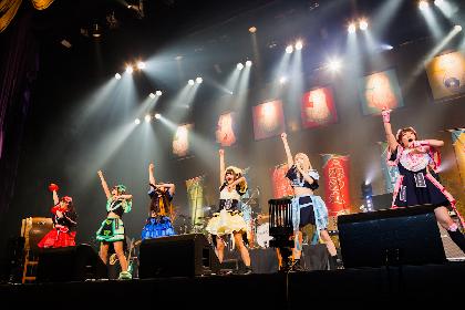 """バンもん! 中野サンプラザで""""春場所""""開幕 GLAY・HISASHI提供の新曲も初披露"""