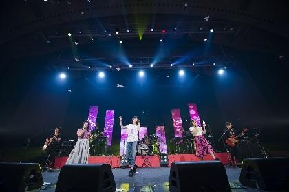 家入レオ×大原櫻子×藤原さくら、同世代3アーティストが魅せた『ビクターロック祭り 番外編 』一夜限りのスペシャル・サプライズ