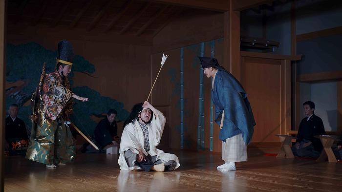 「逸青会」−尾上菊之丞・茂山逸平 二人会−『いたりきたり』(C)November,Inc.