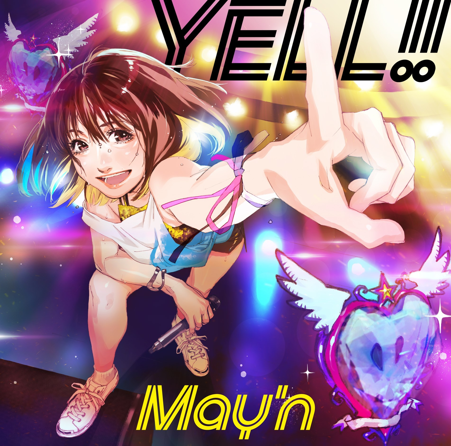 2nd Mini Album『YELL!!』
