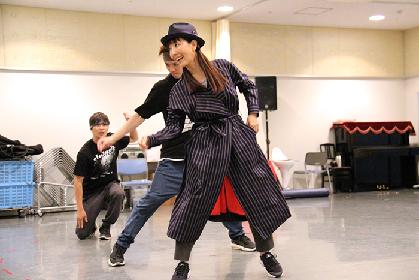 「みなさんへの感謝のパフォーマンス」戸田恵子 60th Anniversary Live Show『Happy Birthday Sweet 60』公開稽古