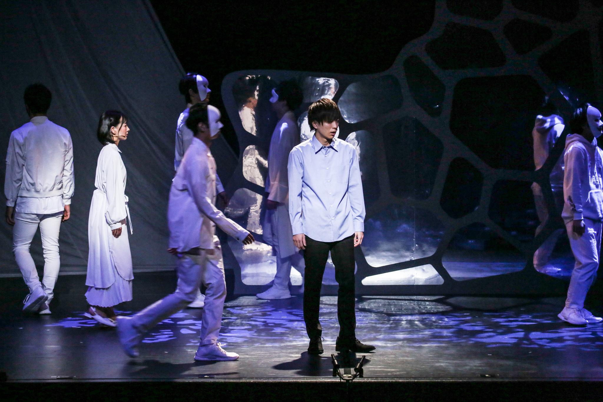 音楽朗読劇『マインド・リマインド〜I am…〜』