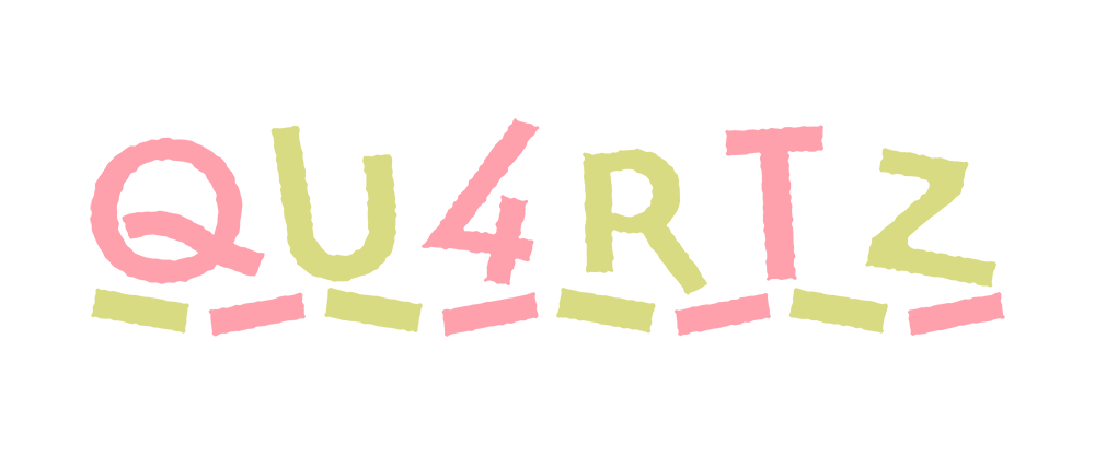 「QU4RTZ」ロゴ (C)2020 プロジェクトラブライブ!虹ヶ咲学園スクールアイドル同好会