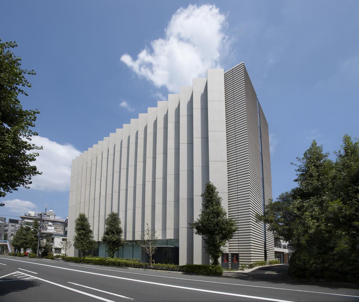 山種美術館 外観 (c) Koike Norio 2009