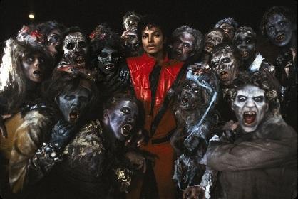 マイケル・ジャクソンのホラー/サスペンス調のヒット曲集『スクリーム』発売