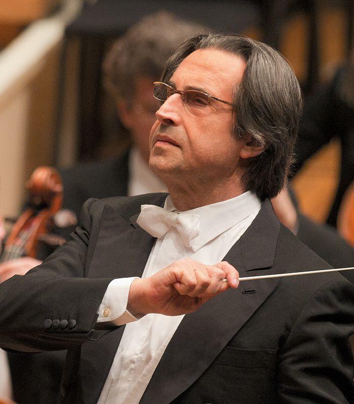 円熟のタクトが注目される、指揮者のムーティ (c) Todd Rosenberg