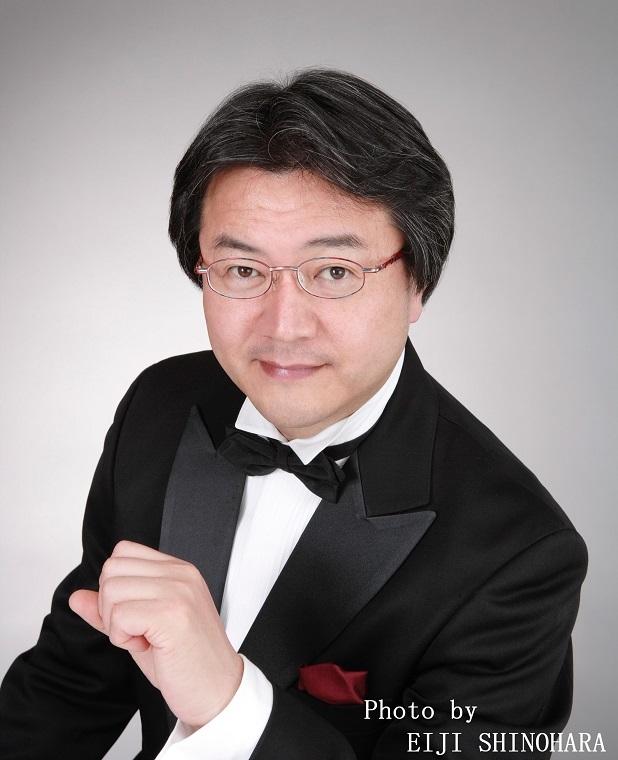 畑儀文(テノール) (C)EIJI SHINOHARA