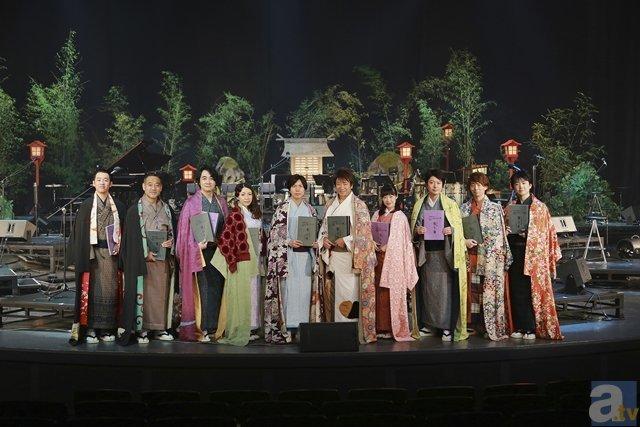 神谷浩史さん主演の朗読劇「夏目友人帳」から公式レポ&コメント到着