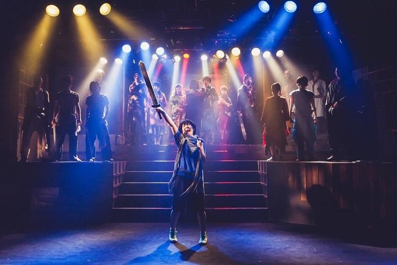 gekiGeki 1st『LARPs』(2017.5)より  写真提供:ゲキゲキ/劇団『劇団』