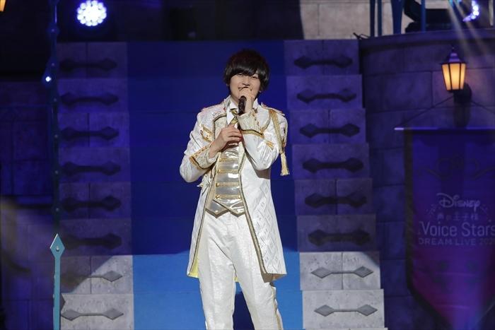 天﨑滉平 Presentation licensed by Disney Concerts. (C)Disney