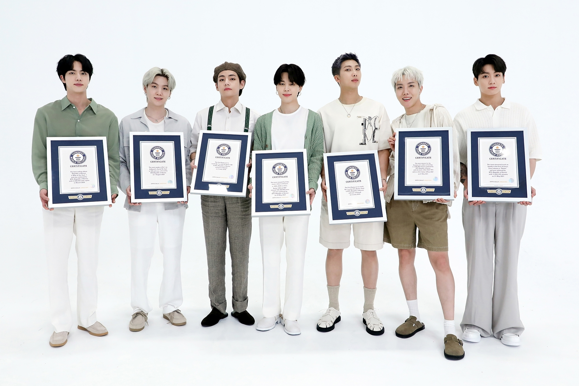 BTS Photo by BIGHIT MUSIC