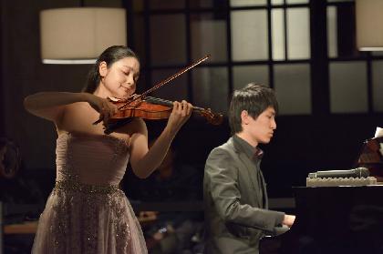 ストイックに研鑽を続ける鈴木舞と實川風による二重奏「作曲家や演奏家が命を削って作り上げた音楽を伝えたい」