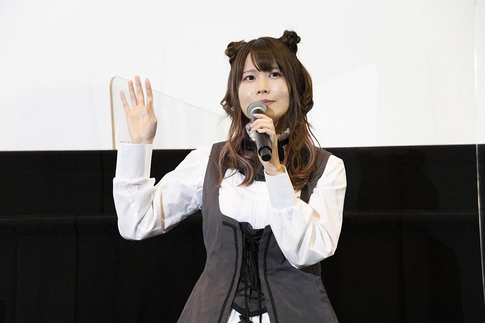 影山 灯 (c) Princess Principal Film Project