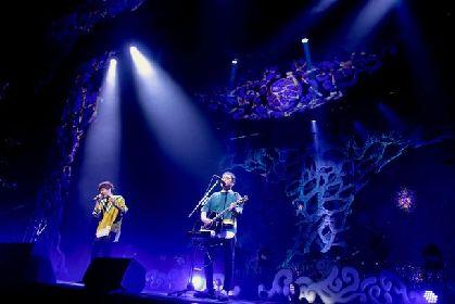 1150人が熱狂!ゆず、5年ぶりホールツアー熊本で開幕