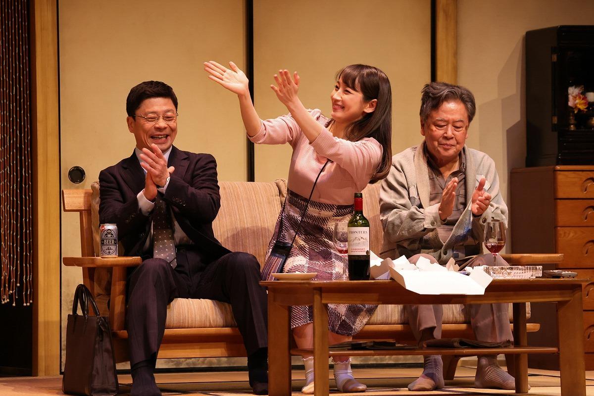 M&Oplaysプロデュース『白昼夢』舞台写真  撮影:宮川舞子