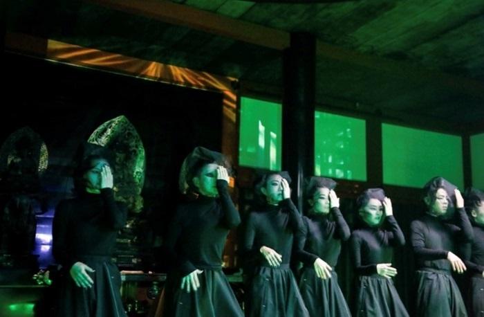 「NATSUKI MARI FESTIVAL in KYOTO 2021」『PLAY × PRAY』 第八夜
