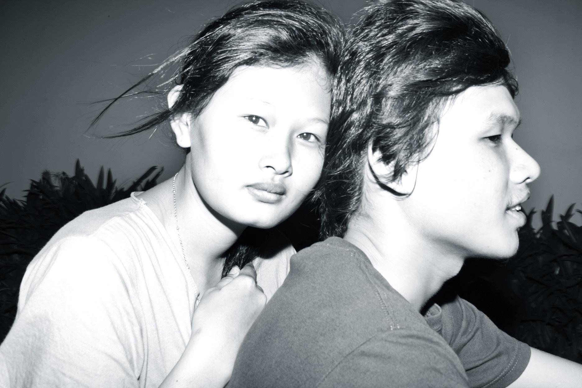 志賀理江子 <ブラインドデート> 2009年 ⓒLieko Shiga