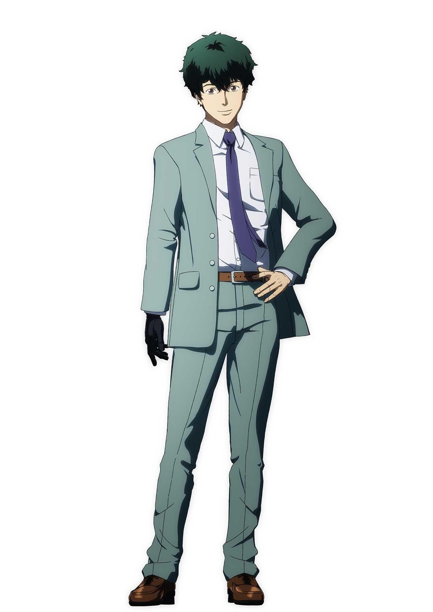 アニメに登場する3人の主要人物。日本人のような名前と容姿のMakoto(マコト)