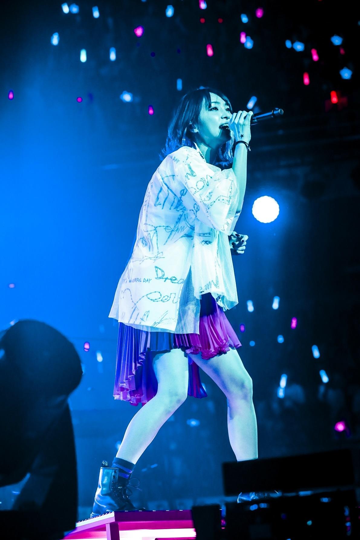 LiSA photo by hajime kamiiisaka